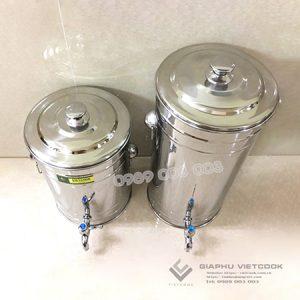 Bình đựng nước inox 304